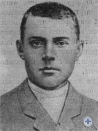 М. П. Немич — один из активных участников революционного движения в Евпатории. Фото 1904 г.