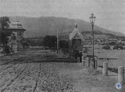 Набережная Ялты. 1875 г.