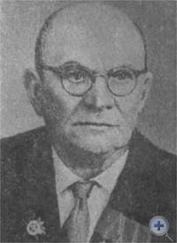И. С. Белостоцкий — участник трех революций, уроженец села Благодатного, 1966 г.