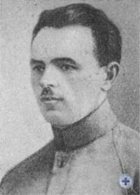 Г. А. Колос — командир партизанских отрядов Лозово-Синельниковского направления.