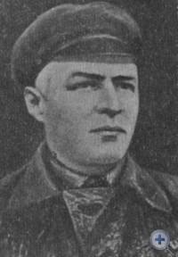 И. Н. Лагода — председатель подпольного ревкома, возглавившего борьбу трудящихся Лисичанска против германских оккупантов. 1918 г.