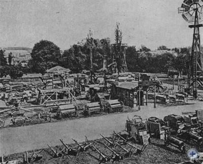 Промышленная выставка во Львове в 1894 году.