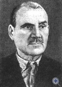 А. Г. Селиванов — первый председатель артели «Червоний Жовтень». Снигиревка, 1930 г.