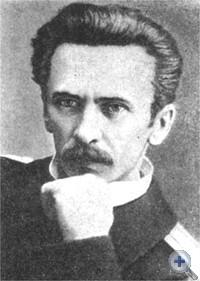 Уроженец Одессы П. П. Шмидт — один из руководителей Севастопольского вооруженного восстания в 1905 году. Фото 1905 г.