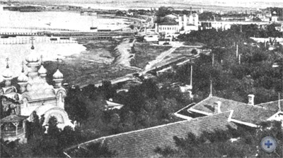Курорт Куяльник. Одесса, 1914 г.