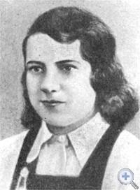 Н. А. Онилова, А. А. Нечипоренко — активные участники обороны Одессы в 1941 году.