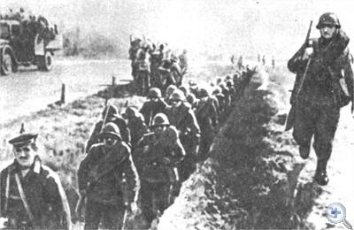 Черноморцы — защитники Одессы. Август 1941 г.