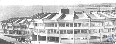 Новая школа в республиканском пионерском лагере «Молодая гвардия». Одесса, 1976 г.